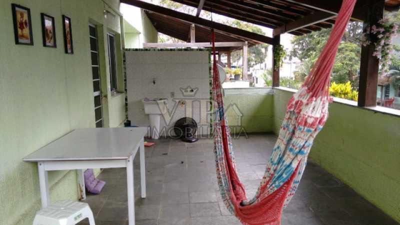 894071466385341 - Casa em Condomínio à venda Avenida de Santa Cruz,Senador Vasconcelos, Rio de Janeiro - R$ 160.000 - CGCN20205 - 5