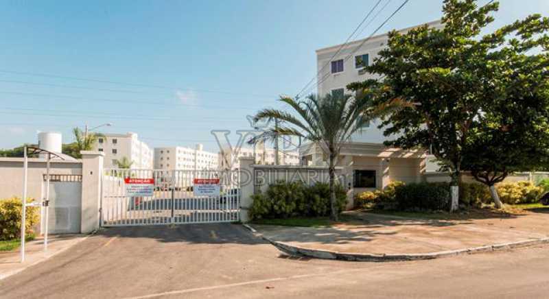 guarita-imagem-do-condominio-a - Apartamento para venda e aluguel Rua Josué de Barros,Campo Grande, Rio de Janeiro - R$ 160.000 - CGAP20962 - 23