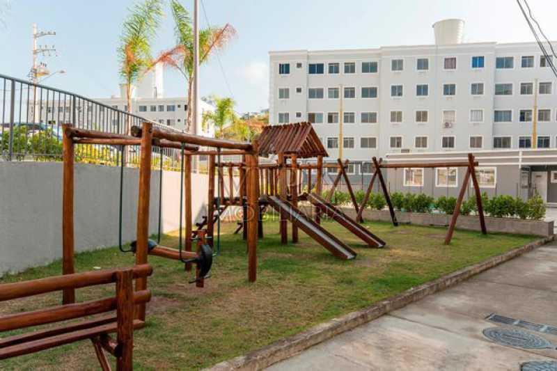 playground-imagem-do-condomini - Apartamento para venda e aluguel Rua Josué de Barros,Campo Grande, Rio de Janeiro - R$ 160.000 - CGAP20962 - 24