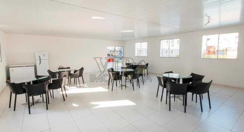 salao-de-festas-imagem-do-cond - Apartamento para venda e aluguel Rua Josué de Barros,Campo Grande, Rio de Janeiro - R$ 160.000 - CGAP20962 - 25