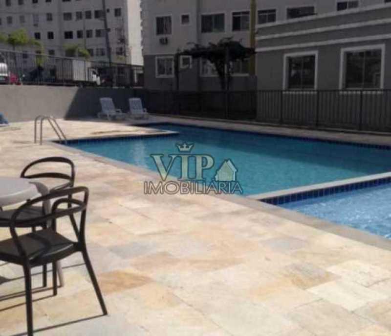 3778_G1617723096 - Apartamento para alugar Rua Josué de Barros,Campo Grande, Rio de Janeiro - CGAP20963 - 1