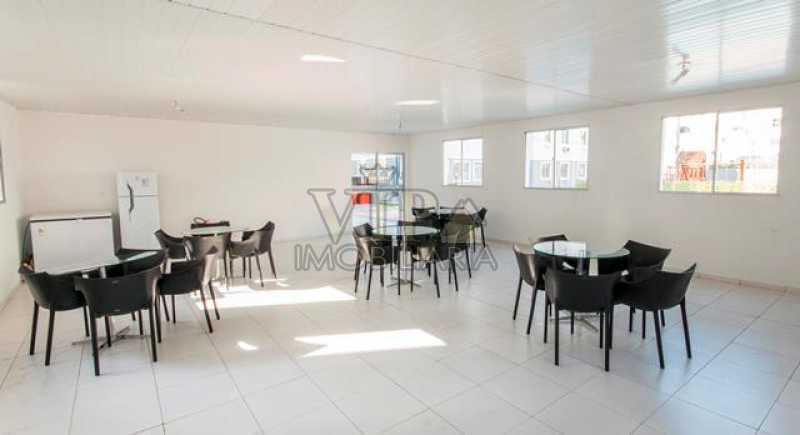 salao-de-festas-imagem-do-cond - Apartamento para alugar Rua Josué de Barros,Campo Grande, Rio de Janeiro - CGAP20963 - 23