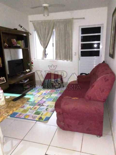 1 - Casa em Condomínio à venda Rua Itaunas,Campo Grande, Rio de Janeiro - R$ 200.000 - CGCN20209 - 1