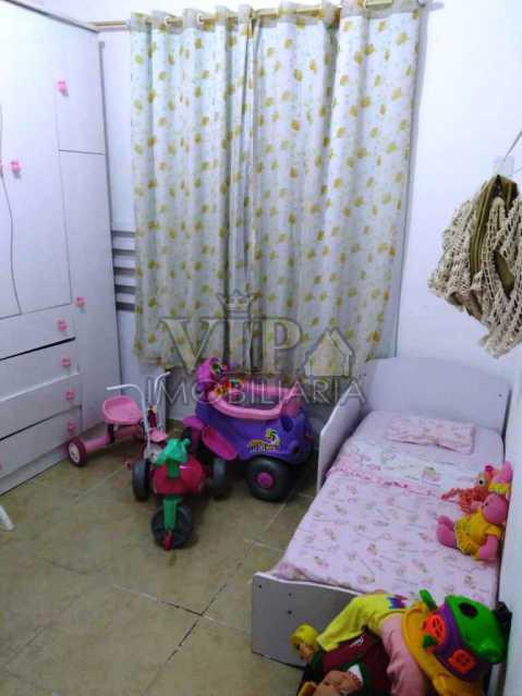 8 - Casa em Condomínio à venda Rua Itaunas,Campo Grande, Rio de Janeiro - R$ 200.000 - CGCN20209 - 9