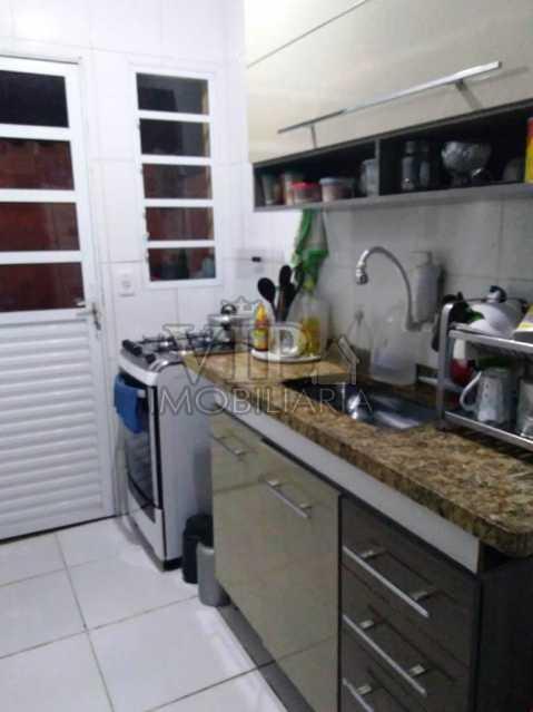 12 - Casa em Condomínio à venda Rua Itaunas,Campo Grande, Rio de Janeiro - R$ 200.000 - CGCN20209 - 13