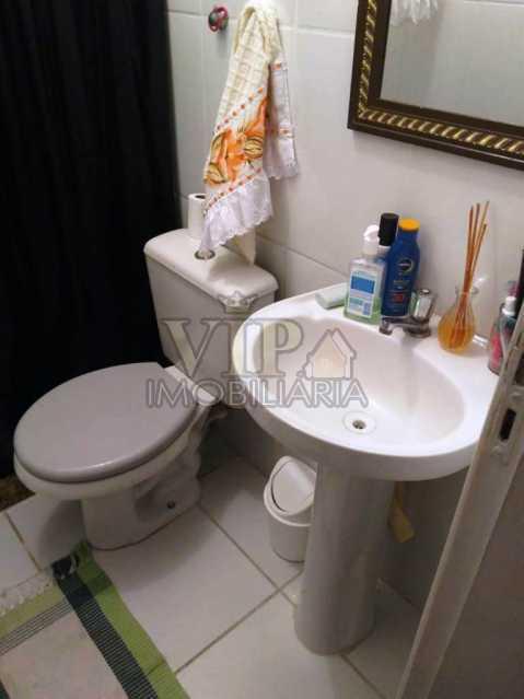 15 - Casa em Condomínio à venda Rua Itaunas,Campo Grande, Rio de Janeiro - R$ 200.000 - CGCN20209 - 16