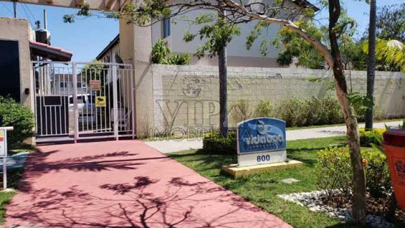 2 - Casa em Condomínio à venda Estrada Cabuçu de Baixo,Guaratiba, Rio de Janeiro - R$ 165.000 - CGCN20211 - 3