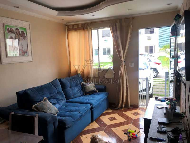 6 - Casa em Condomínio à venda Estrada Cabuçu de Baixo,Guaratiba, Rio de Janeiro - R$ 165.000 - CGCN20211 - 7