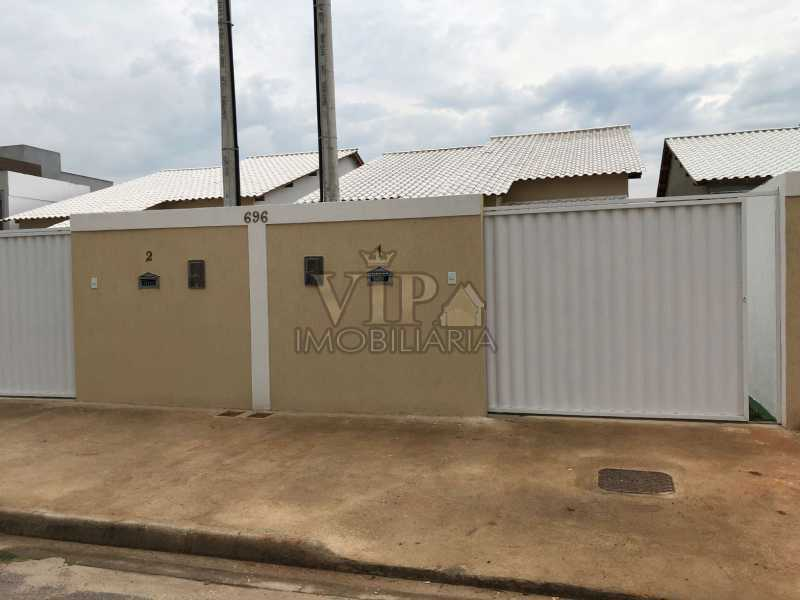 1 - Casa à venda Rua Donário José de Souza,Pedra de Guaratiba, Rio de Janeiro - R$ 220.000 - CGCA21184 - 3