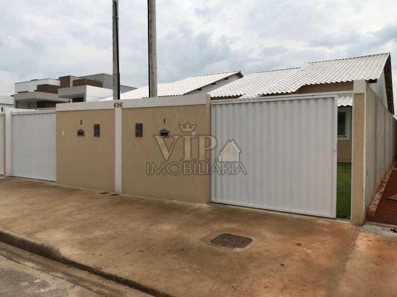 2 - Casa à venda Rua Donário José de Souza,Pedra de Guaratiba, Rio de Janeiro - R$ 220.000 - CGCA21184 - 4