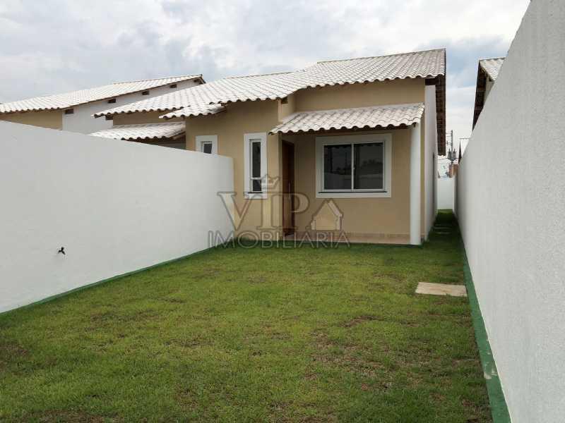 3 - Casa à venda Rua Donário José de Souza,Pedra de Guaratiba, Rio de Janeiro - R$ 220.000 - CGCA21184 - 1