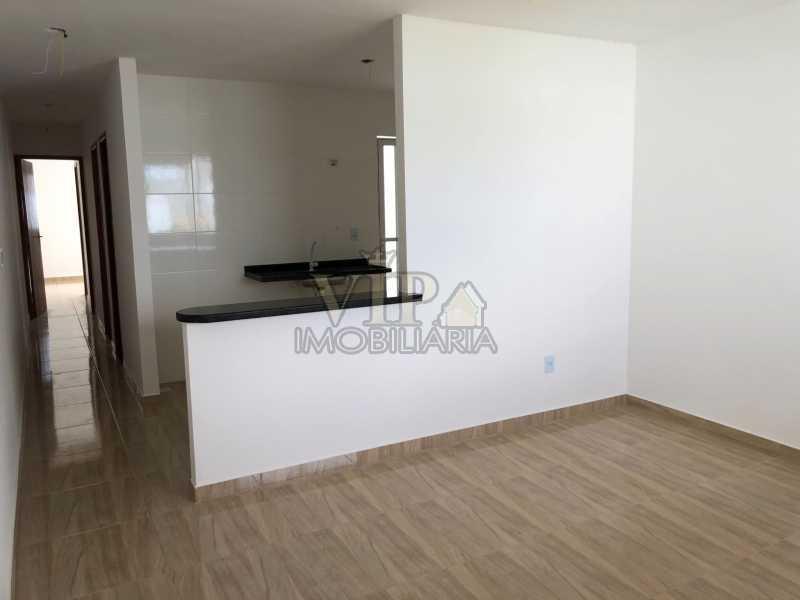8 - Casa à venda Rua Donário José de Souza,Pedra de Guaratiba, Rio de Janeiro - R$ 220.000 - CGCA21184 - 9