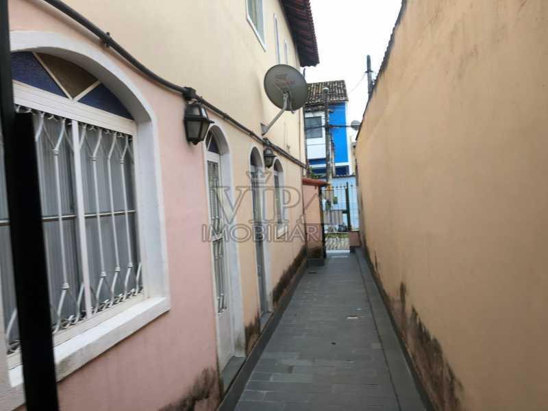 1 - Casa de Vila à venda Rua Perciliana Emília do Nascimento,Campo Grande, Rio de Janeiro - R$ 165.000 - CGCV20007 - 3
