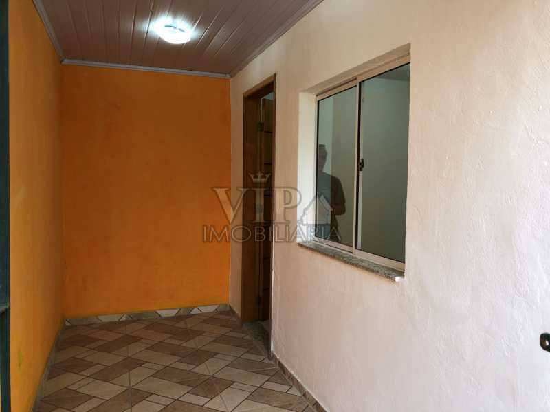 2 - Casa de Vila à venda Rua Perciliana Emília do Nascimento,Campo Grande, Rio de Janeiro - R$ 165.000 - CGCV20007 - 4