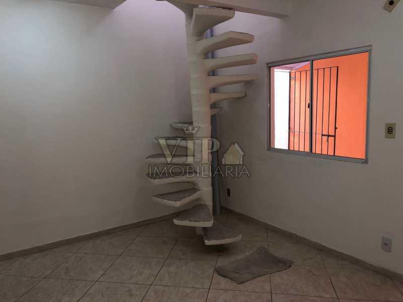 3 - Casa de Vila à venda Rua Perciliana Emília do Nascimento,Campo Grande, Rio de Janeiro - R$ 165.000 - CGCV20007 - 5