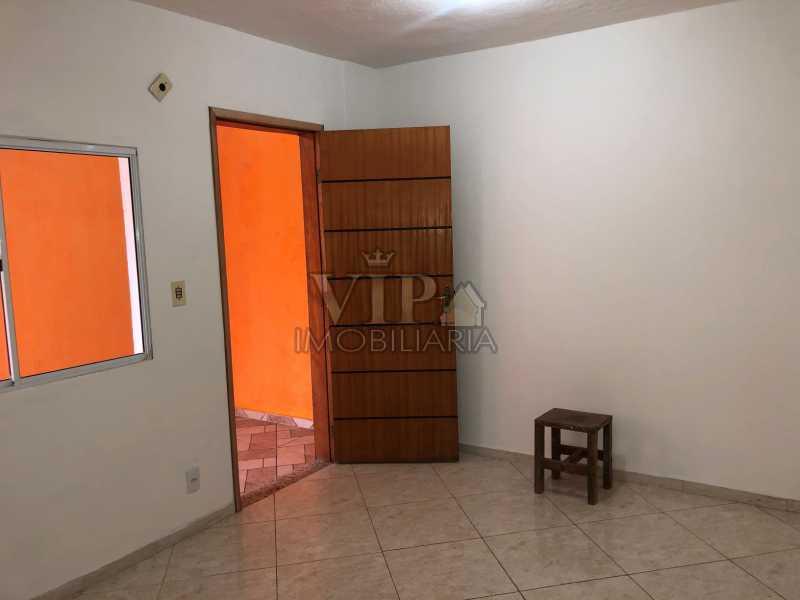 4 - Casa de Vila à venda Rua Perciliana Emília do Nascimento,Campo Grande, Rio de Janeiro - R$ 165.000 - CGCV20007 - 1