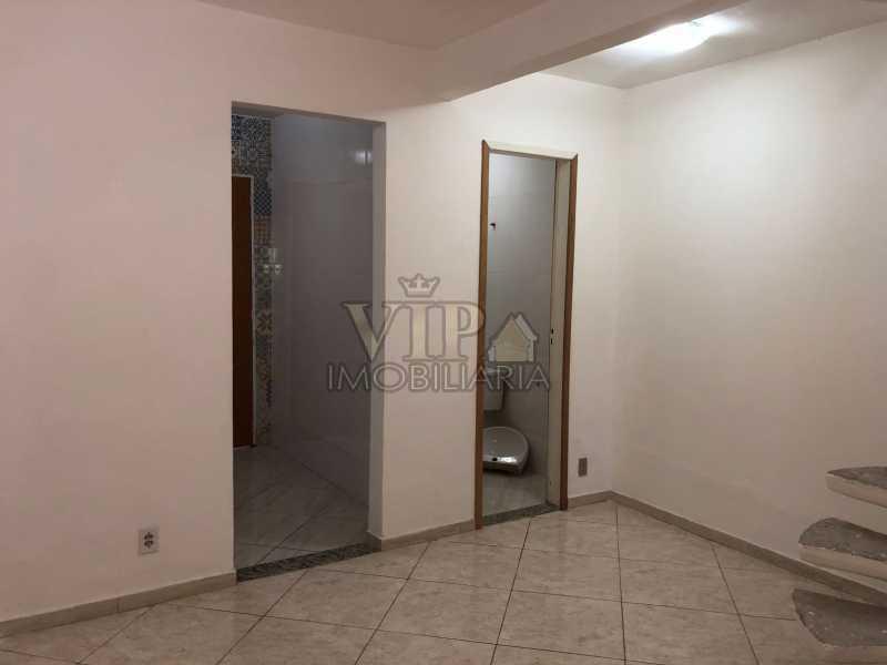 5 - Casa de Vila à venda Rua Perciliana Emília do Nascimento,Campo Grande, Rio de Janeiro - R$ 165.000 - CGCV20007 - 6