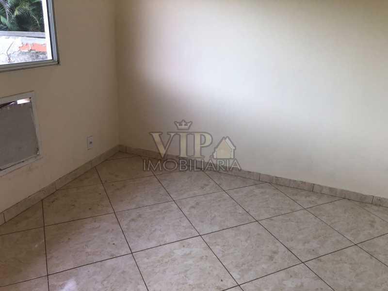 7 - Casa de Vila à venda Rua Perciliana Emília do Nascimento,Campo Grande, Rio de Janeiro - R$ 165.000 - CGCV20007 - 8