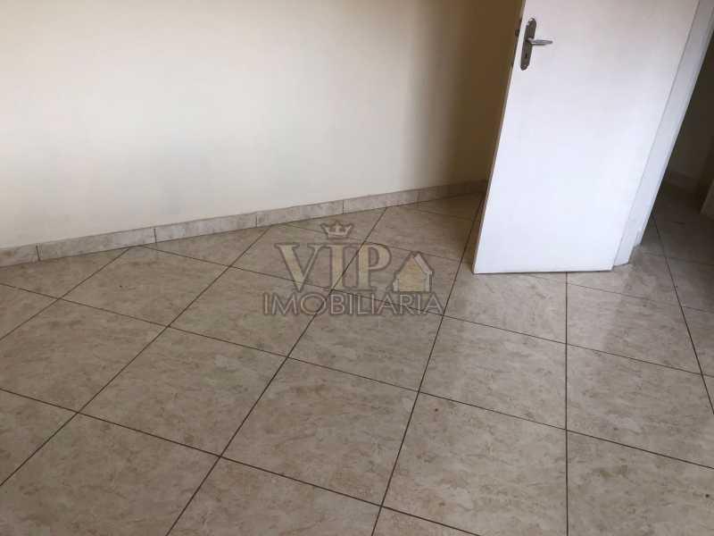 12 - Casa de Vila à venda Rua Perciliana Emília do Nascimento,Campo Grande, Rio de Janeiro - R$ 165.000 - CGCV20007 - 13