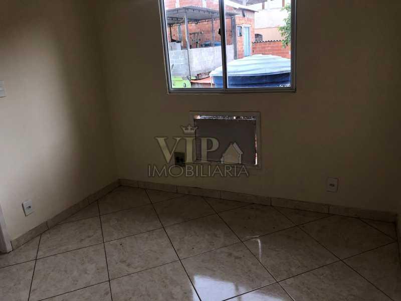 15 - Casa de Vila à venda Rua Perciliana Emília do Nascimento,Campo Grande, Rio de Janeiro - R$ 165.000 - CGCV20007 - 16
