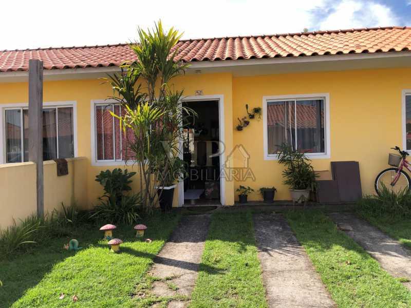 1 - Casa em Condomínio à venda Rua Itaunas,Campo Grande, Rio de Janeiro - R$ 180.000 - CGCN20217 - 1