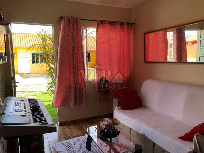 2 - Casa em Condomínio à venda Rua Itaunas,Campo Grande, Rio de Janeiro - R$ 180.000 - CGCN20217 - 3