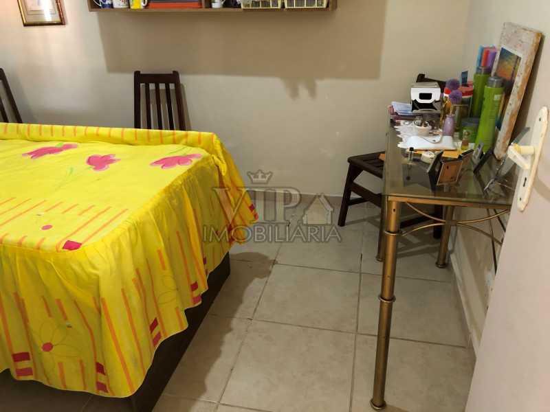 10 - Casa em Condomínio à venda Rua Itaunas,Campo Grande, Rio de Janeiro - R$ 180.000 - CGCN20217 - 11