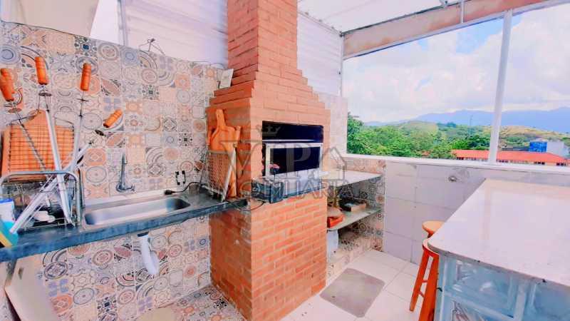 IMG-20210226-WA0127 - Cobertura à venda Estrada da Posse,Campo Grande, Rio de Janeiro - R$ 385.000 - CGCO30019 - 17