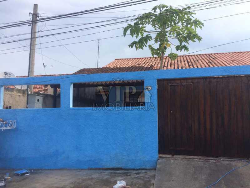 3 - Casa em Condomínio à venda Rua Henriqueta Brieba,Cosmos, Rio de Janeiro - R$ 270.000 - CGCN20222 - 4
