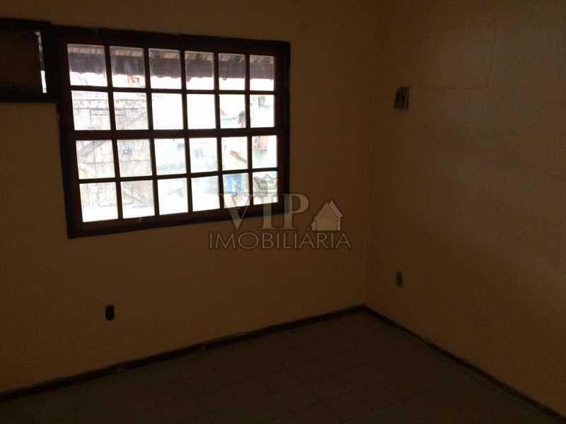 8 - Casa em Condomínio à venda Rua Henriqueta Brieba,Cosmos, Rio de Janeiro - R$ 270.000 - CGCN20222 - 9