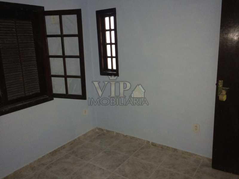 11 - Casa em Condomínio à venda Rua Henriqueta Brieba,Cosmos, Rio de Janeiro - R$ 270.000 - CGCN20222 - 12