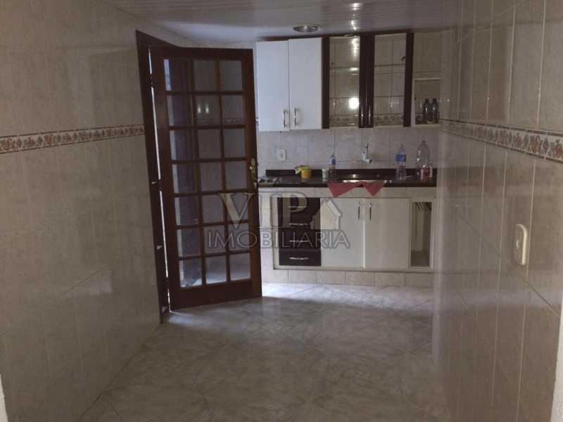12 - Casa em Condomínio à venda Rua Henriqueta Brieba,Cosmos, Rio de Janeiro - R$ 270.000 - CGCN20222 - 13