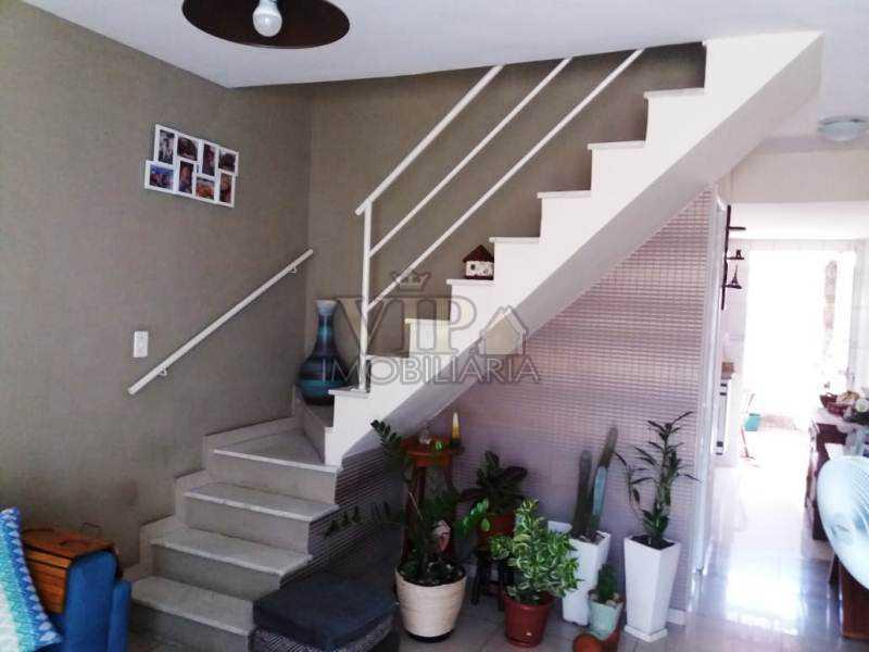 01 - Casa em Condomínio à venda Estrada do Cabuçu,Campo Grande, Rio de Janeiro - R$ 305.000 - CGCN20223 - 3
