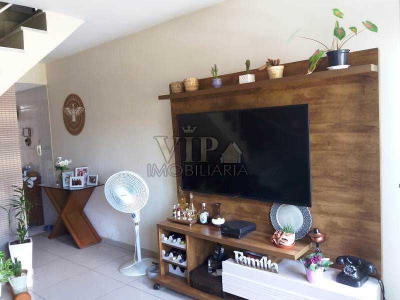 02 - Casa em Condomínio à venda Estrada do Cabuçu,Campo Grande, Rio de Janeiro - R$ 305.000 - CGCN20223 - 4