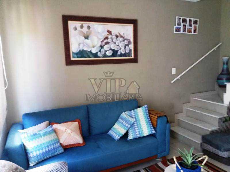 03 - Casa em Condomínio à venda Estrada do Cabuçu,Campo Grande, Rio de Janeiro - R$ 305.000 - CGCN20223 - 5
