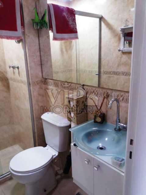 06 - Casa em Condomínio à venda Estrada do Cabuçu,Campo Grande, Rio de Janeiro - R$ 305.000 - CGCN20223 - 8