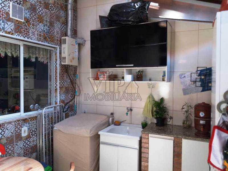 09 - Casa em Condomínio à venda Estrada do Cabuçu,Campo Grande, Rio de Janeiro - R$ 305.000 - CGCN20223 - 11