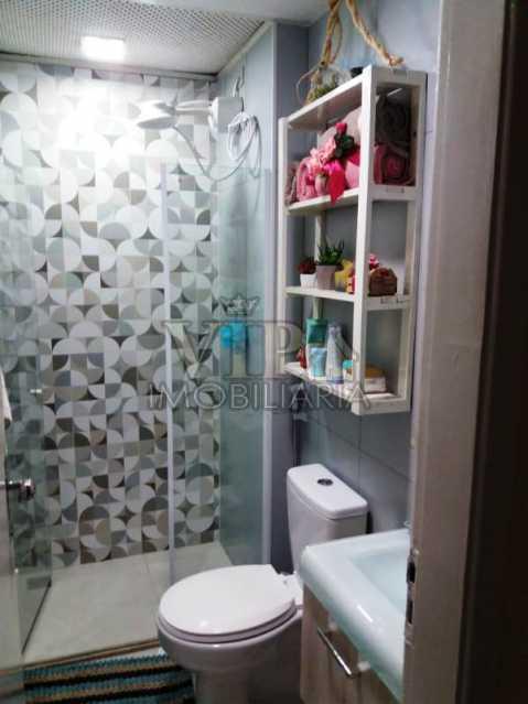 15 - Casa em Condomínio à venda Estrada do Cabuçu,Campo Grande, Rio de Janeiro - R$ 305.000 - CGCN20223 - 17
