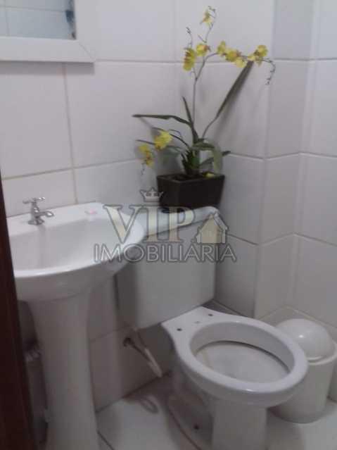7 - Casa em Condomínio à venda Estrada Cabuçu de Baixo,Guaratiba, Rio de Janeiro - R$ 165.000 - CGCN20224 - 9