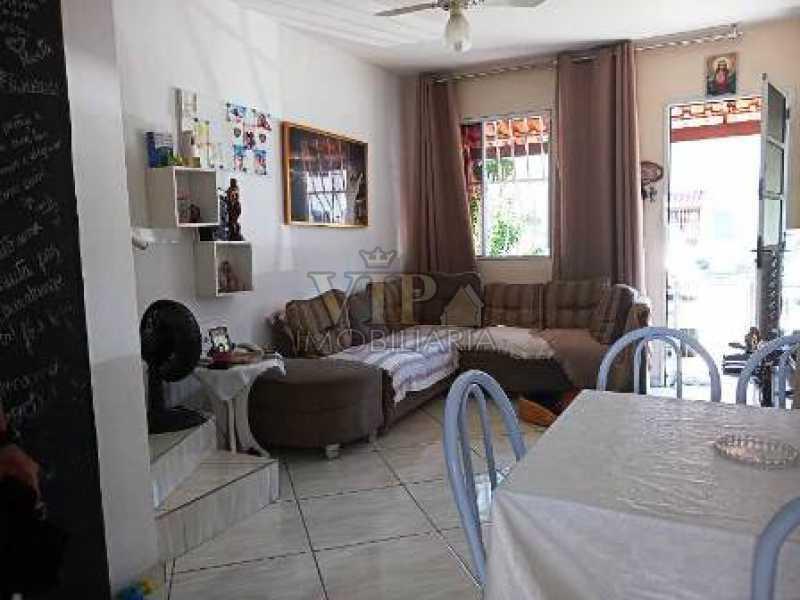 01 - Casa em Condomínio à venda Estrada do Magarça,Guaratiba, Rio de Janeiro - R$ 170.000 - CGCN20226 - 3