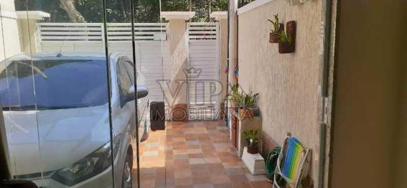 2 - Casa em Condomínio à venda Rua Abel Ferreira,Campo Grande, Rio de Janeiro - R$ 590.000 - CGCN20228 - 3