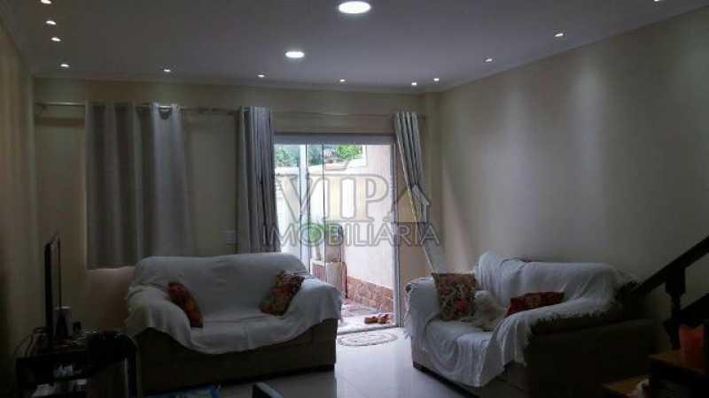 3 - Casa em Condomínio à venda Rua Abel Ferreira,Campo Grande, Rio de Janeiro - R$ 590.000 - CGCN20228 - 4