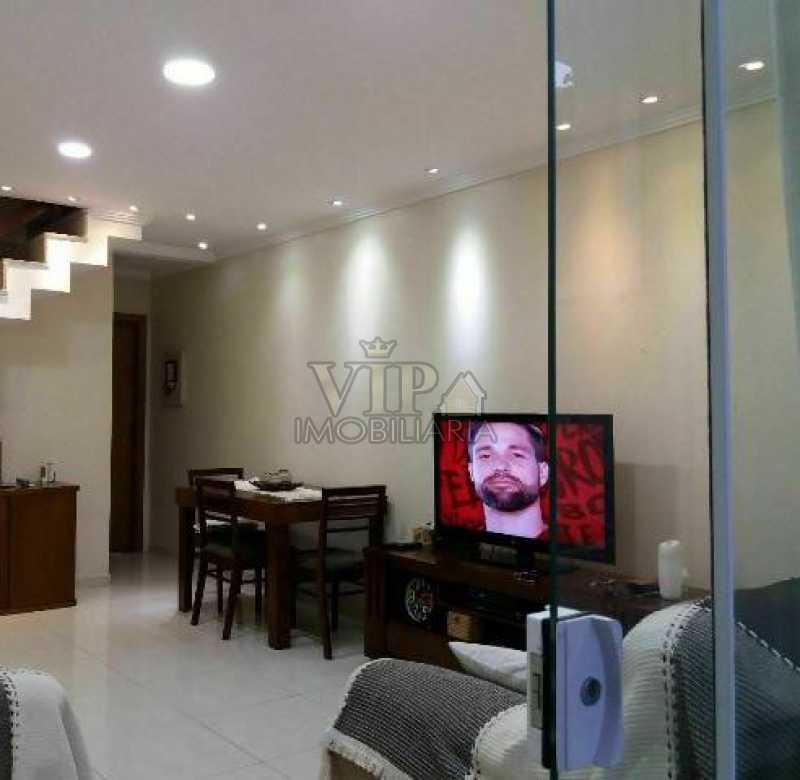 4 - Casa em Condomínio à venda Rua Abel Ferreira,Campo Grande, Rio de Janeiro - R$ 590.000 - CGCN20228 - 5
