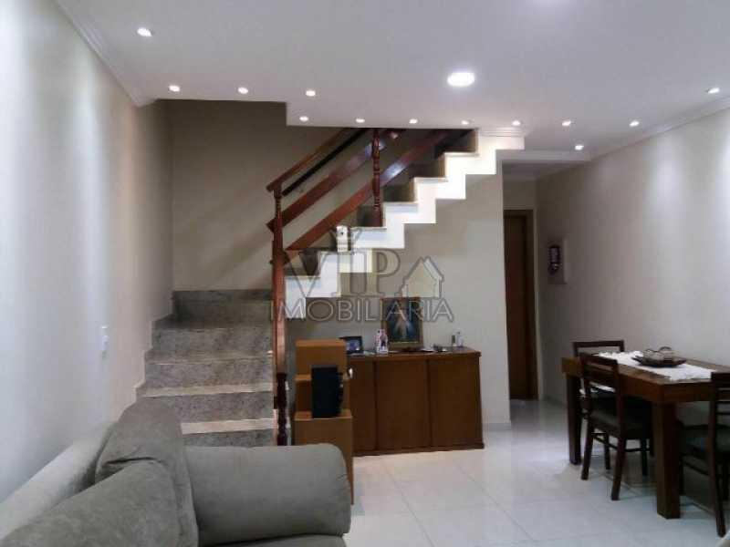 5 - Casa em Condomínio à venda Rua Abel Ferreira,Campo Grande, Rio de Janeiro - R$ 590.000 - CGCN20228 - 6