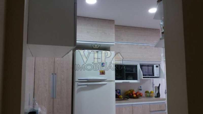 7 - Casa em Condomínio à venda Rua Abel Ferreira,Campo Grande, Rio de Janeiro - R$ 590.000 - CGCN20228 - 8