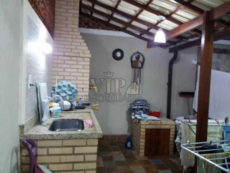 9 - Casa em Condomínio à venda Rua Abel Ferreira,Campo Grande, Rio de Janeiro - R$ 590.000 - CGCN20228 - 13