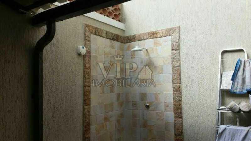 101 - Casa em Condomínio à venda Rua Abel Ferreira,Campo Grande, Rio de Janeiro - R$ 590.000 - CGCN20228 - 12