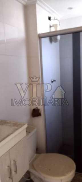 11 - Apartamento para venda e aluguel Estrada do Pre,Campo Grande, Rio de Janeiro - R$ 155.000 - CGAP20985 - 12