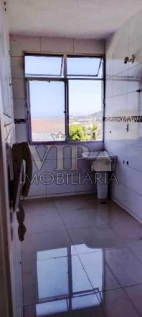 13 - Apartamento para venda e aluguel Estrada do Pre,Campo Grande, Rio de Janeiro - R$ 155.000 - CGAP20985 - 14