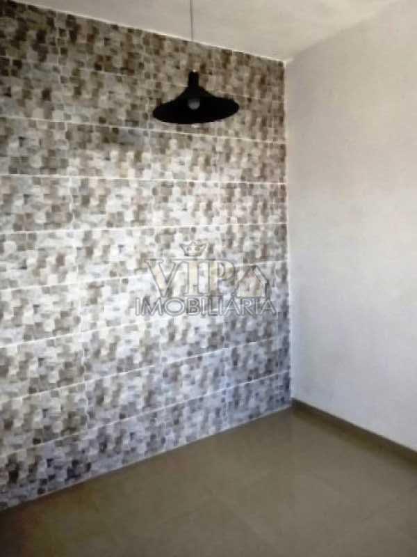 10 - Apartamento para venda e aluguel Estrada do Pre,Campo Grande, Rio de Janeiro - R$ 155.000 - CGAP20985 - 11